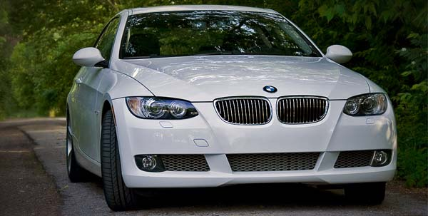 Alpine White BMW 335i Coupe. The winners of this years International Engine