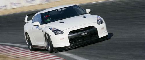 Amuse Nissan GT-R