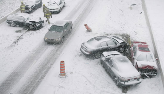 Image result for bad winter driving