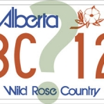 New License Plates Coming To Alberta
