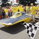 U of C Solar Car Finishes 6th Place in Race