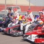 Bahrain Grand Prix 2010: Free Practice 1 and 2