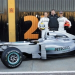 F1 2010 Preview: Mercedes GP and McLaren