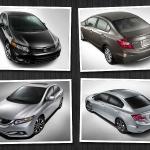 The 2013 Honda Civic Emergency Refresh