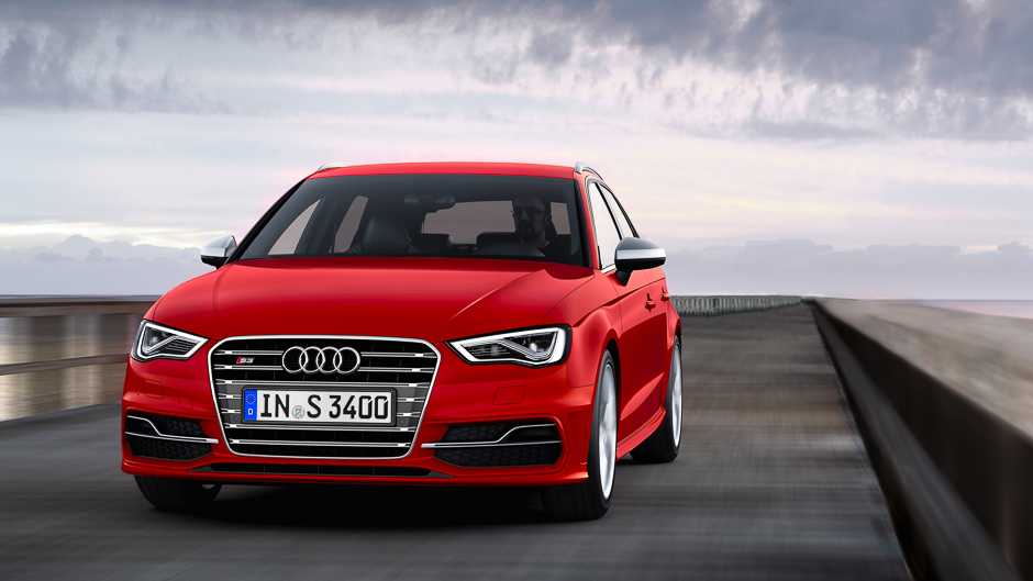 Audi Reveals MQB-Based S3 Sportback Ahead of Geneva