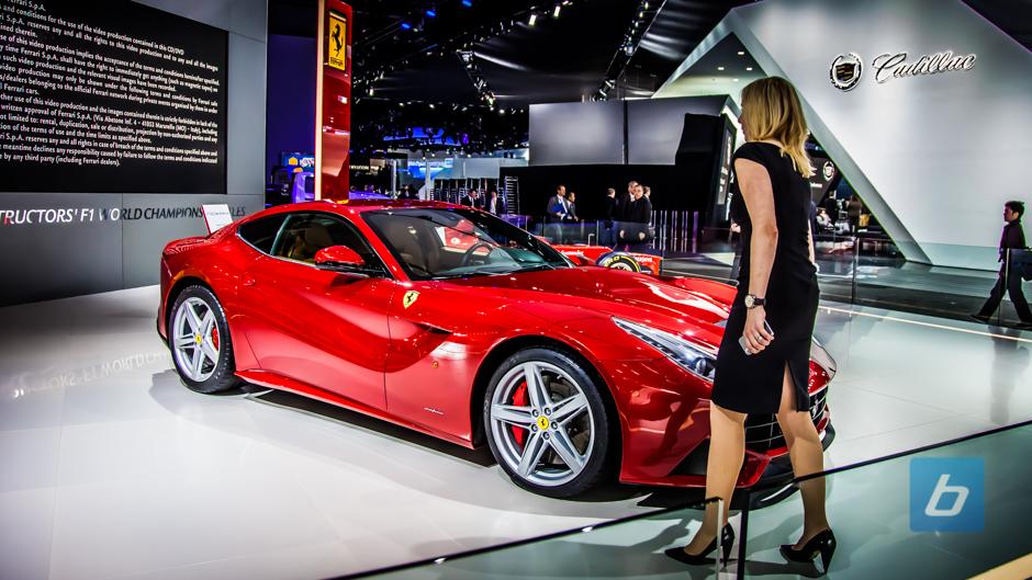 2013 Ferrari F12 Berlinetta 4