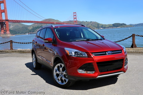 Yet Another Ford Escape (and Fusion) Recall