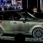 Land Rover Introduces First All-Aluminum SUV, 2013 Range Rover