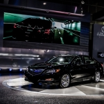 Acura Unveils Production Version of Flagship RLX