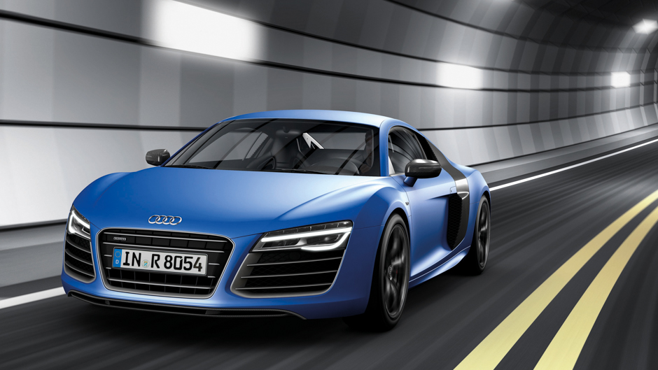 Audi to Debut 2014 R8 V10 Plus and RS5 Cab at NAIAS