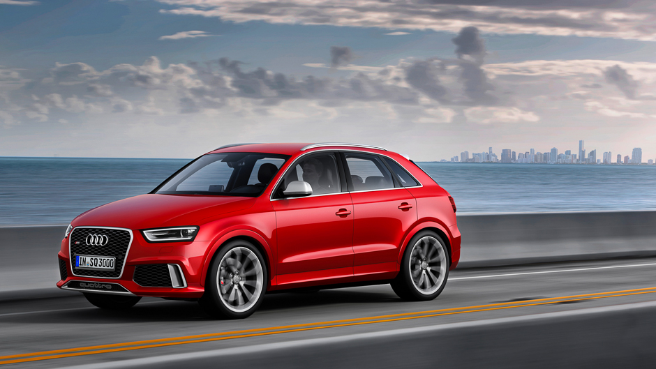 Audi Announces First RS Model Q Series, The RS Q3