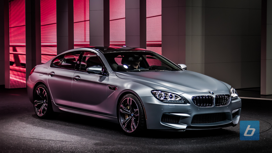 BMW M6 Gran Coupe, Revised Z4 at NAIAS