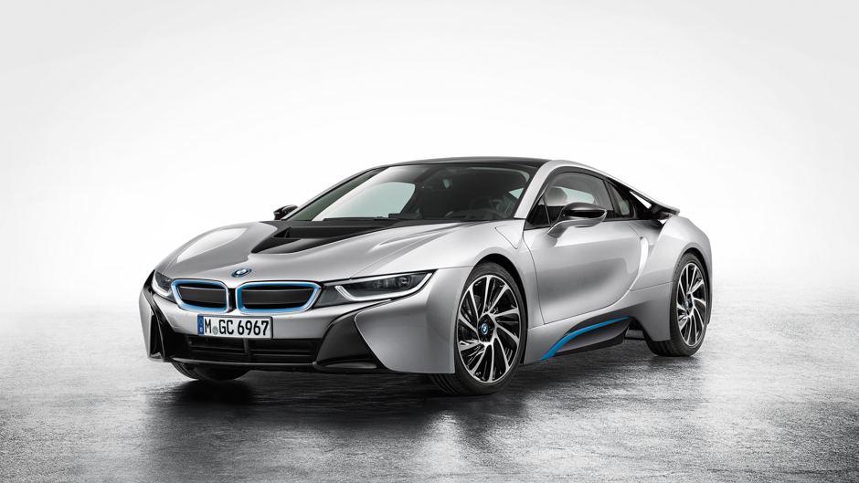BMW Unveils the BMW i8 In Frankfurt at IAA