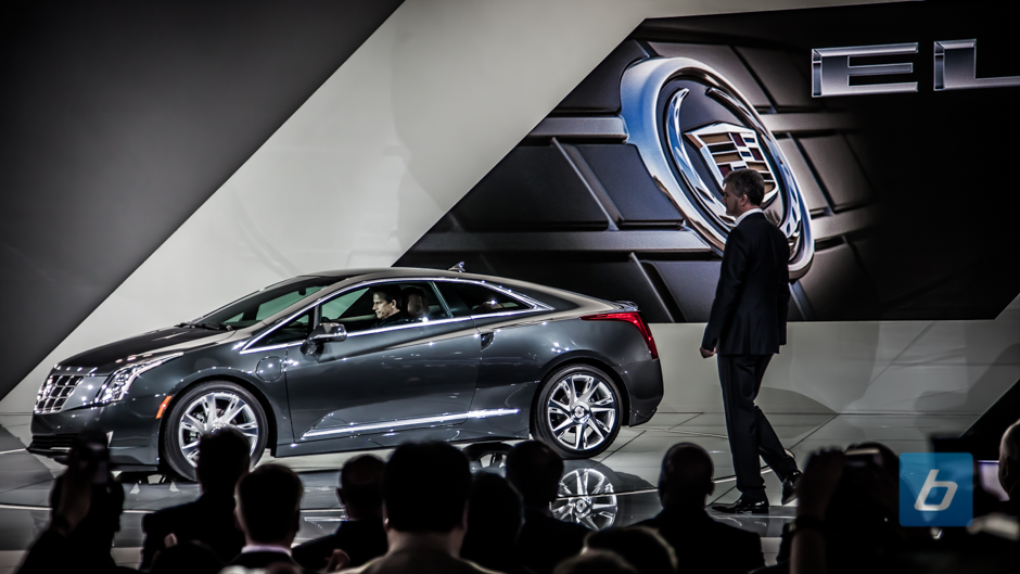 Cadillac Unveils Chevy Volt based ELR