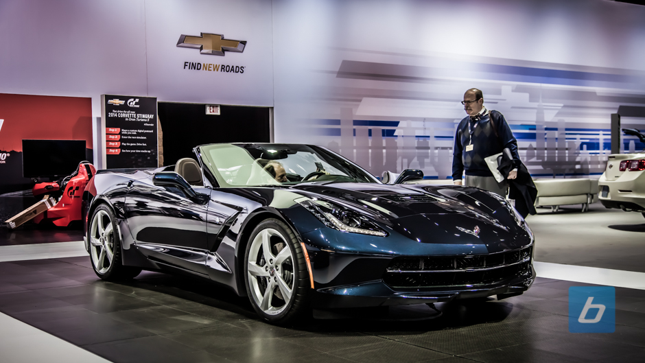 2014 Chevrolet Corvette Convertible Alliterates In New York