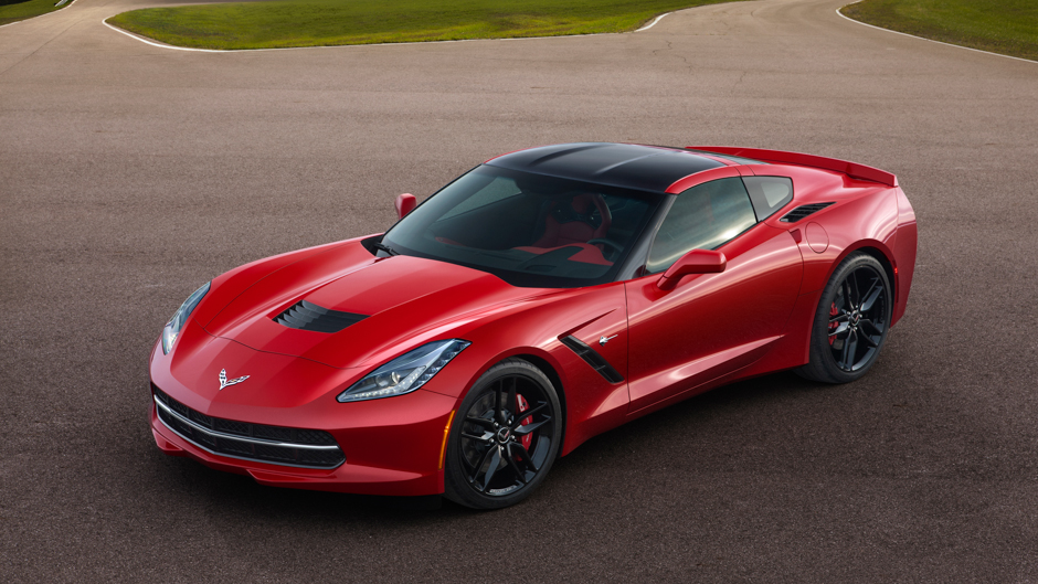 NAIAS: Chevrolet Unveils the C7 Corvette