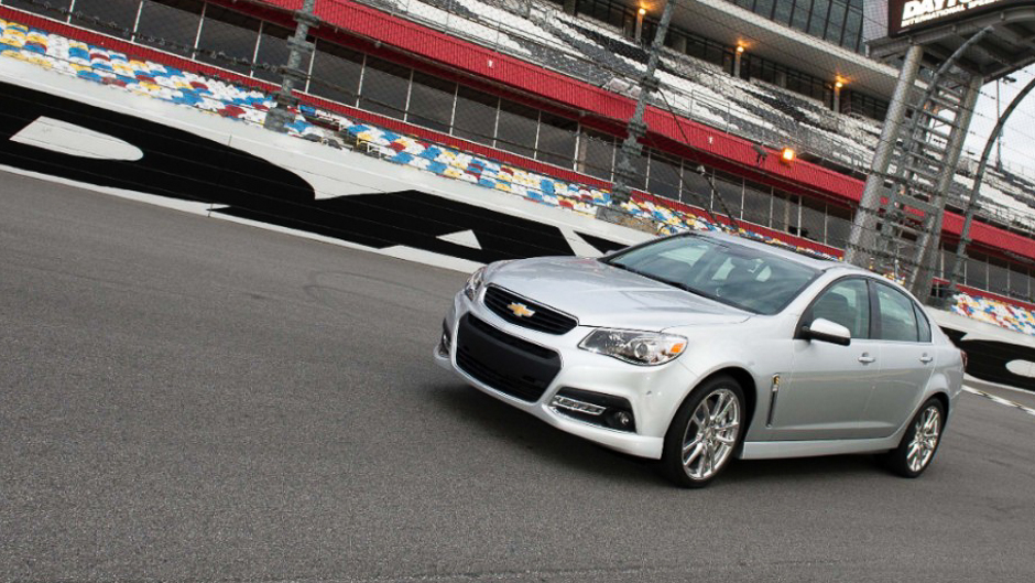 2014 Chevy SS Sounds Awesome, Canadians Sound Sad