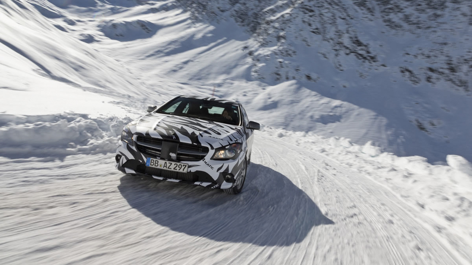 NY Auto Show Preview: Mercedes Benz CLA45 AMG