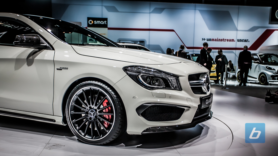 Update – AMG just posted the CLS45 AMG Webspecial online.