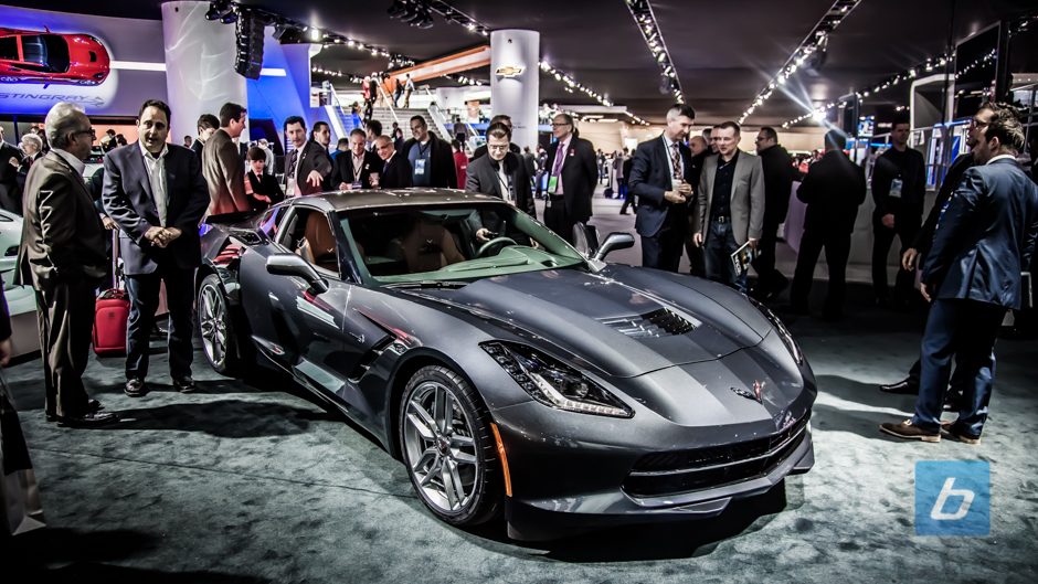 C7 Stingray Review