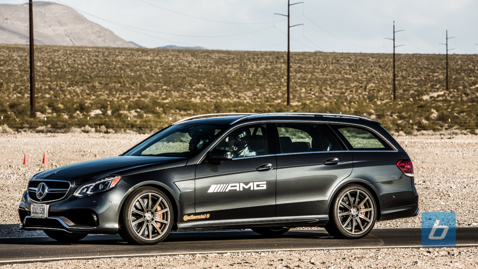 Quick Review: Mercedes-Benz E63S AMG Wagon