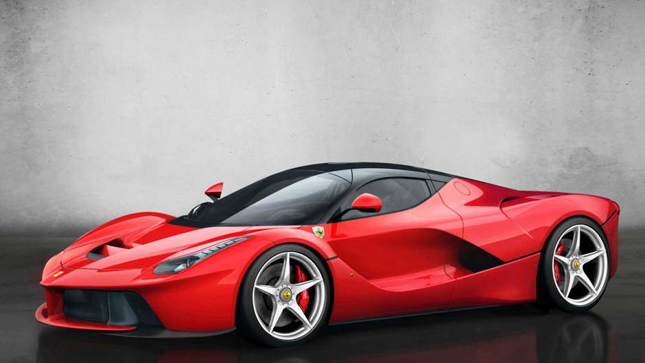 Ferrari's Next Supercar: The Ferrari LaFerrari