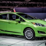 Ford Fiesta First to Bring Ford's 3-Cylinder Ecoboost to U.S.