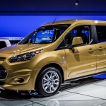 2014 Ford Transit Connect Wagon gets 7-Seater Option