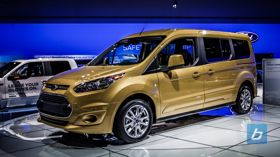 2014 ford transit connect wagon gets 7 seater option. Cars Review. Best American Auto & Cars Review