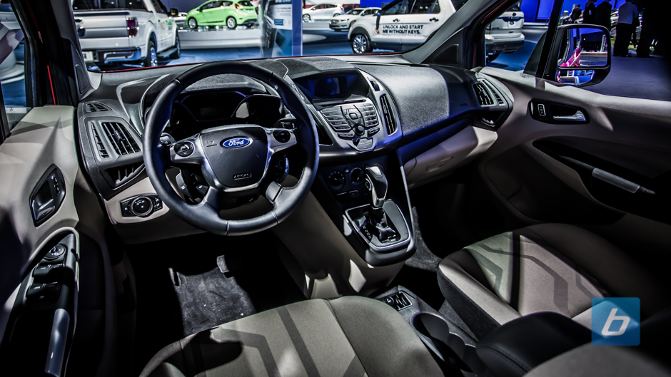 2014 Toyota Corolla Configurations >> 2014 Ford Transit Connect Wagon gets 7-Seater Option