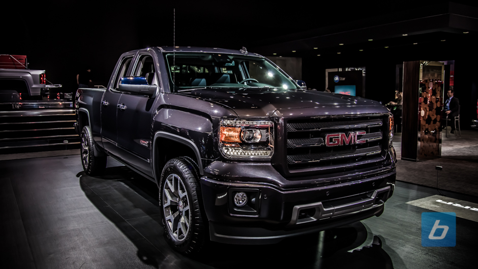 2014 Chevy Silverado and GMC Sierra Debut in Detroit