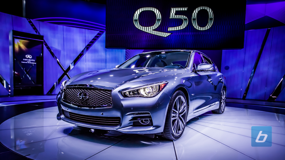 Infiniti New G Sedan, Now Called Q50