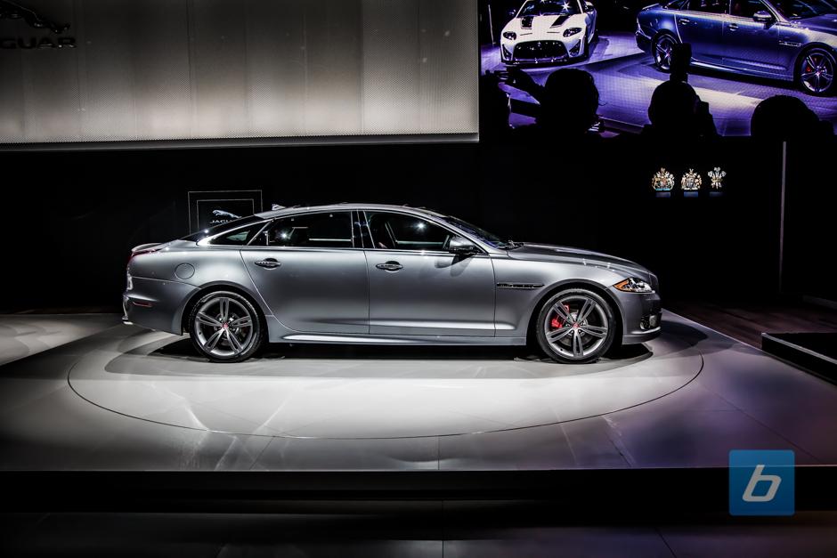 2014 Jaguar XJR and XKR-S GT