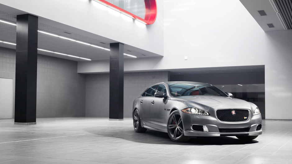 2014 Jaguar XJR Coming To New York