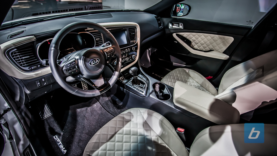 Play U201cSpot The Differenceu201d With The 2014 Kia Optima » Image 5 Of 7