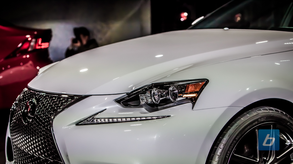 Captivating 2014 Lexus IS F Sport, IS 300h Hybrid » Image 15 Of 23