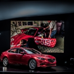 Mazda Intros All-New 2014 Mazda 6 Sedan