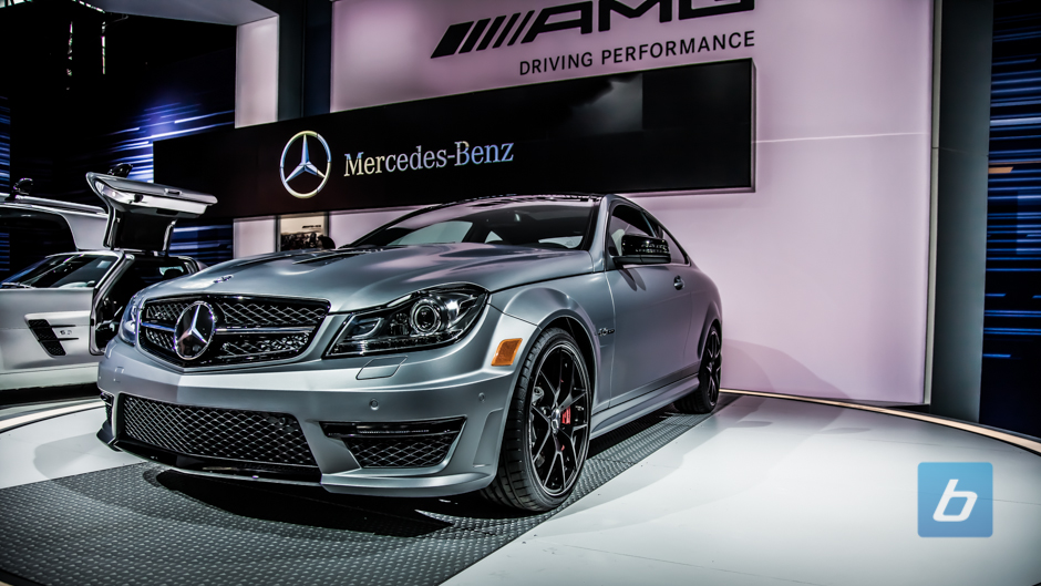 2014 mercedes c63 amg edition 507 automotive news for Mercedes benz c63 amg 2014