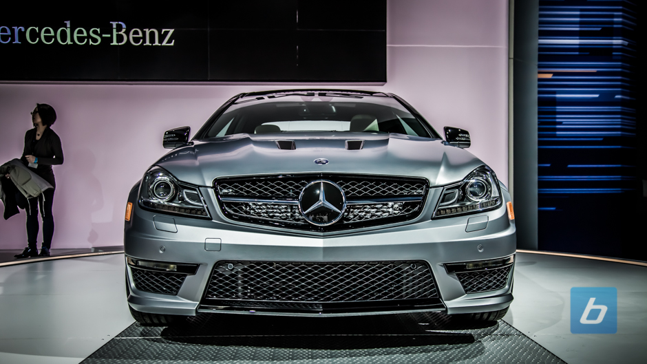 New York: Mercedes-Benz C63 AMG Edition 507