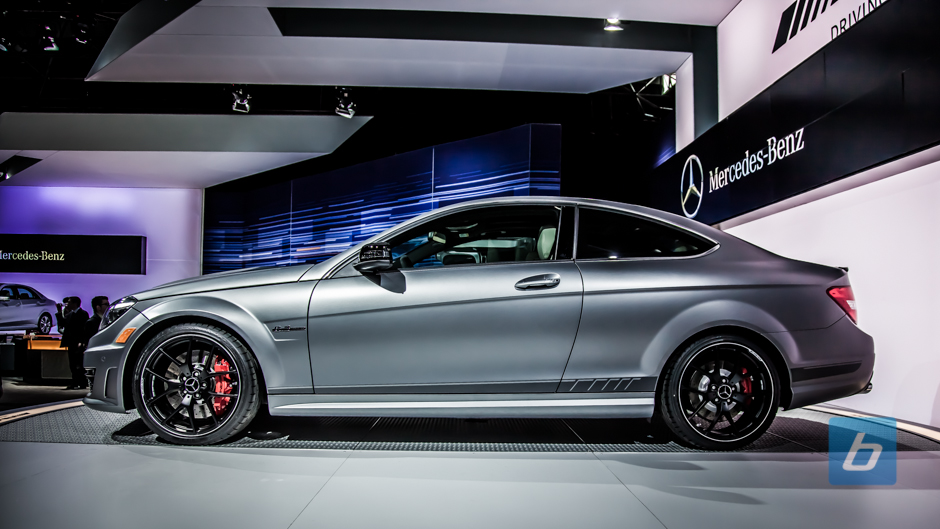 2014 mercedes benz c63 amg edition 507 ny autoshow 6 for 2014 mercedes benz c63 amg coupe
