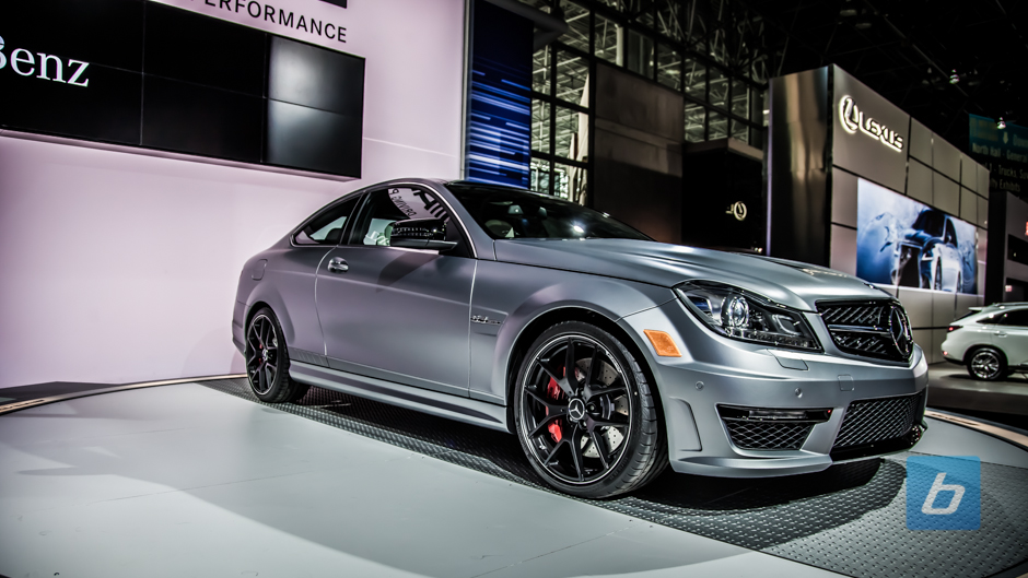 Mercedes benz ups ante with 2014 c63 amg edition 507 html for Mercedes benz c63 amg 2014