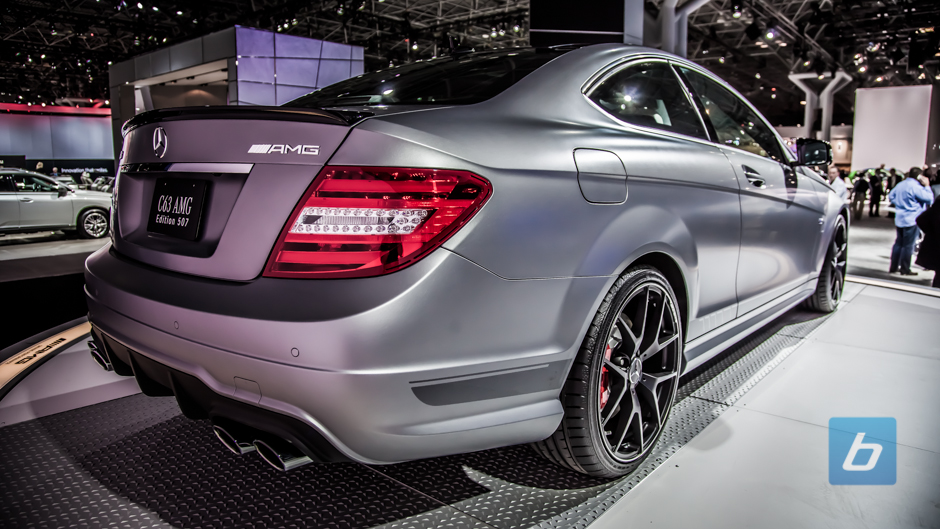 2014 mercedes benz c63 amg edition 507 ny autoshow 8 for 2014 mercedes benz c63 amg edition 507 for sale
