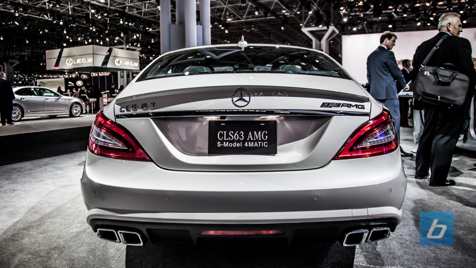 new york mercedes benz cls63 amg s model