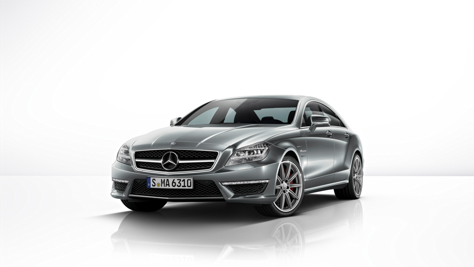 Preview: 2014 Mercedes-Benz CLS63 AMG S-Model