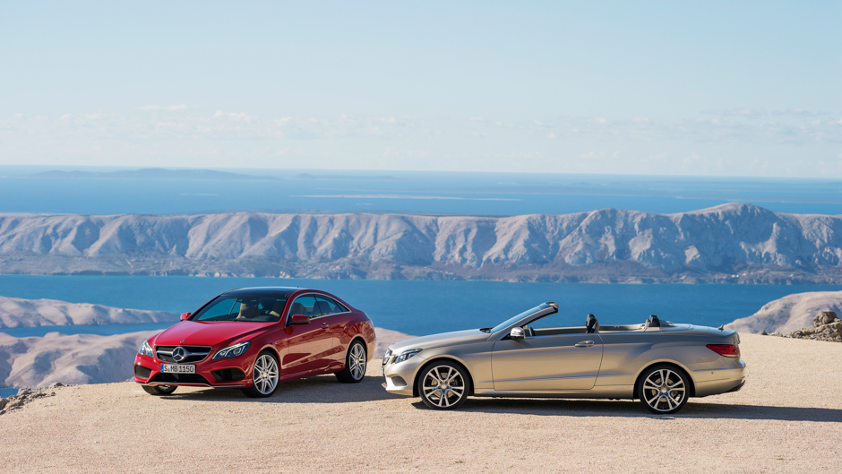 Detroit Preview: Mercedes-Benz E Coupe and Cabriolet