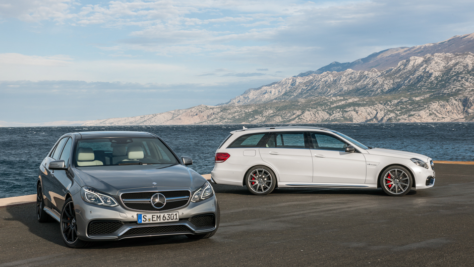 Detroit Preview: Mercedes-Benz E63 AMG S-Model