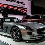 LA Auto Show: 2014 Mercedes-Benz SLS AMG GT