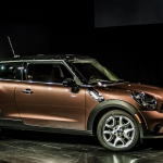 Mini Introduces Coupe Variant of Countryman, Paceman