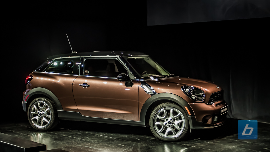 Mini Introduces Coupe Variant Of Countryman Paceman