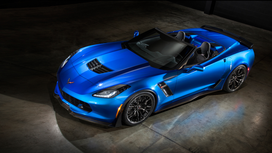 2015 Chevrolet Corvette Z06 Convertible Makes No Compromises